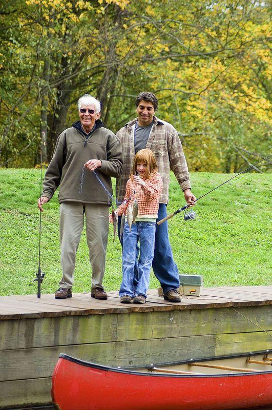 Seguros de pesca