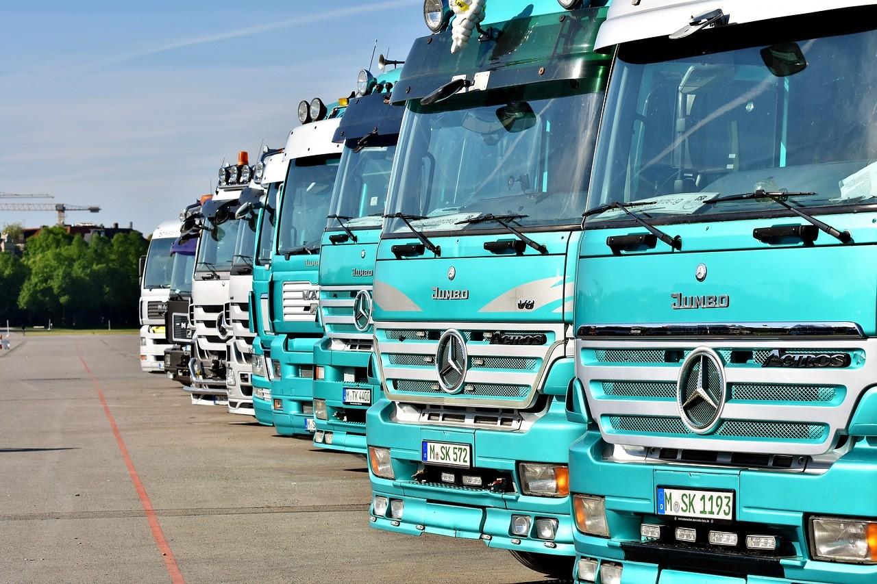 Seguros para empresas de transportes de mercancías