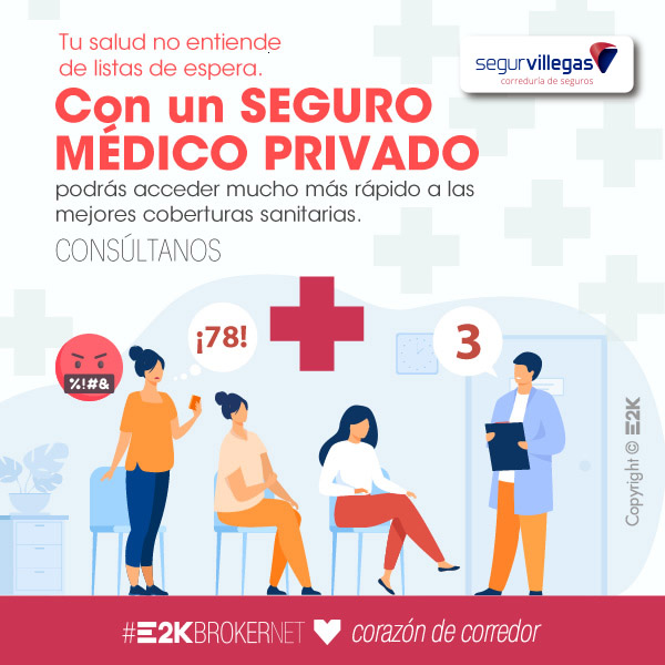 Seguro Medico Privado Seguros Segurvillegas Torrelavega Cabezon Corrales Cantabria santander torrelavega cantabria