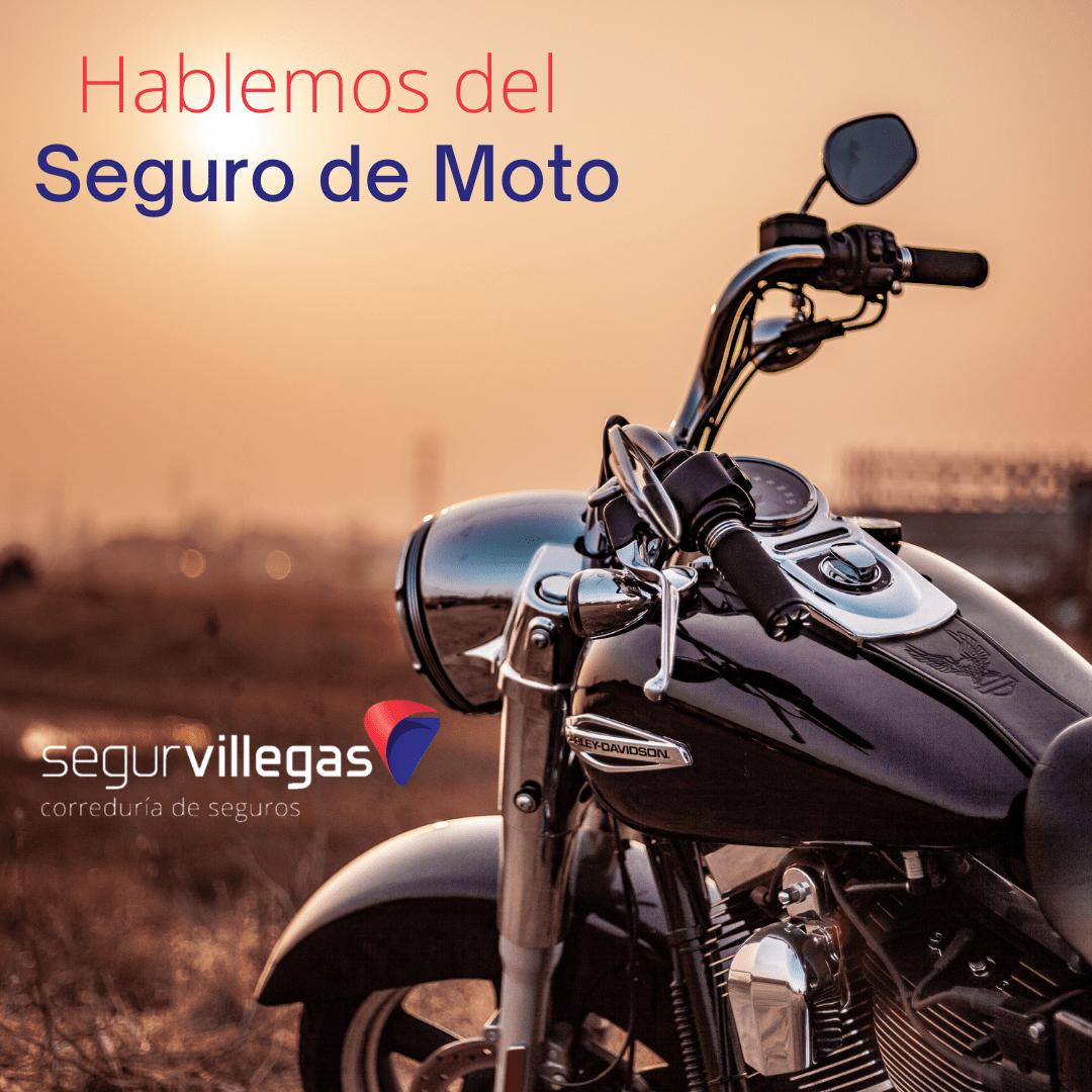 Seguro de moto, ¿Cuál es el mejor?